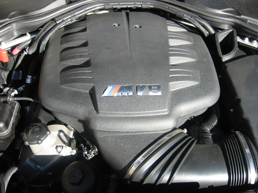 M3 Engine Cover